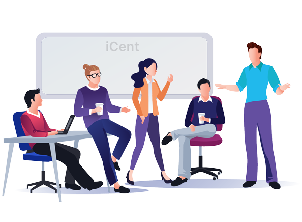 Banner image for iCent COMMUNITY